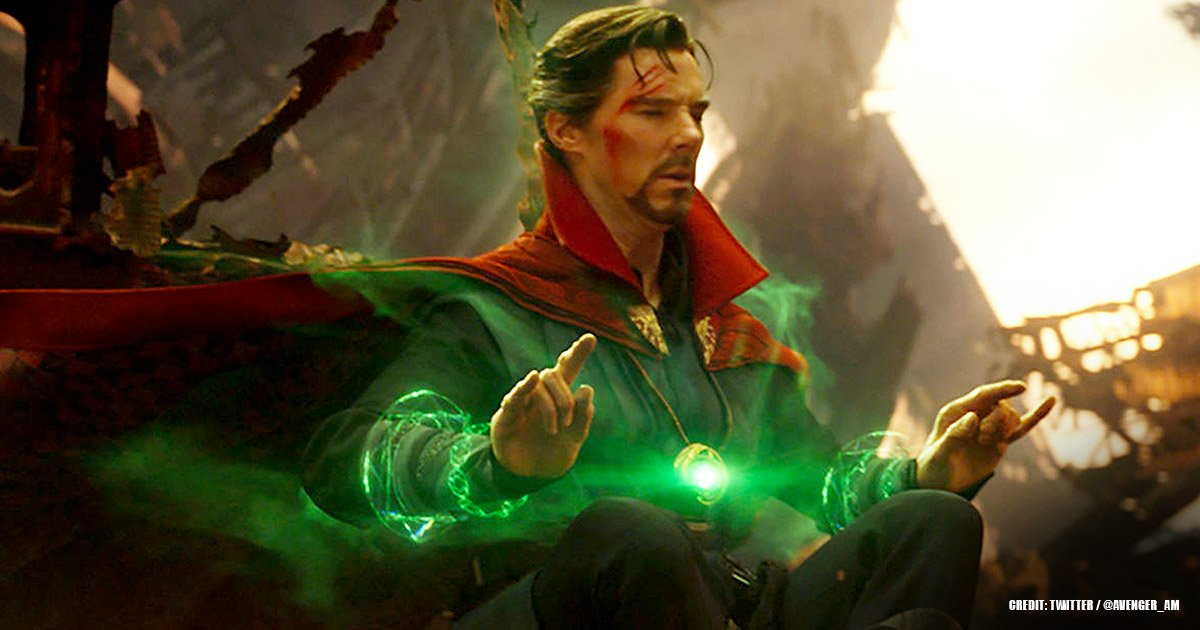 Doctor Strange Spent Ridiculous Amount of Time Looking Through Time In Avengers Infinity War - Thousands of Years