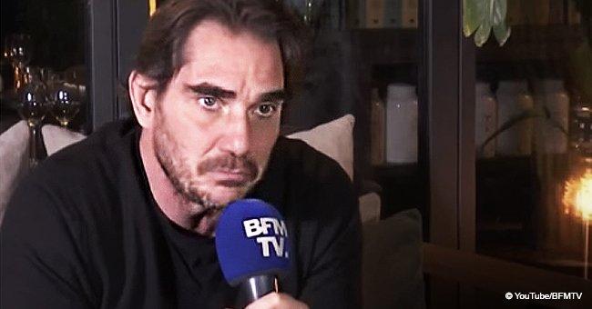 "Sébastien Farran était en ""larmes"" lors de la mort de Johnny Hallyday"