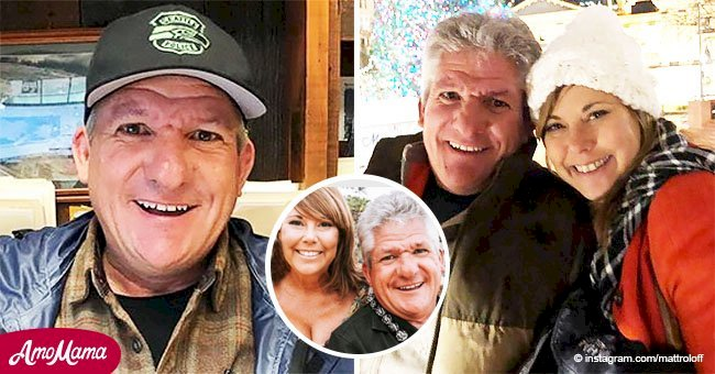 Matt Roloff shares sweet photo with girlfriend Caryn and it sparks engagement rumors