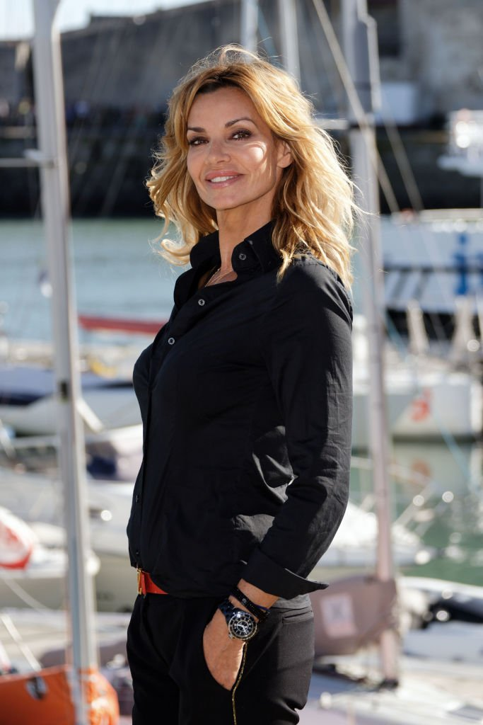 Ingrid Chauvin assiste à la 4e journée du 20e Festival de fiction télévisuelle le 15 septembre 2018 à La Rochelle, en France. | Photo : Getty Images