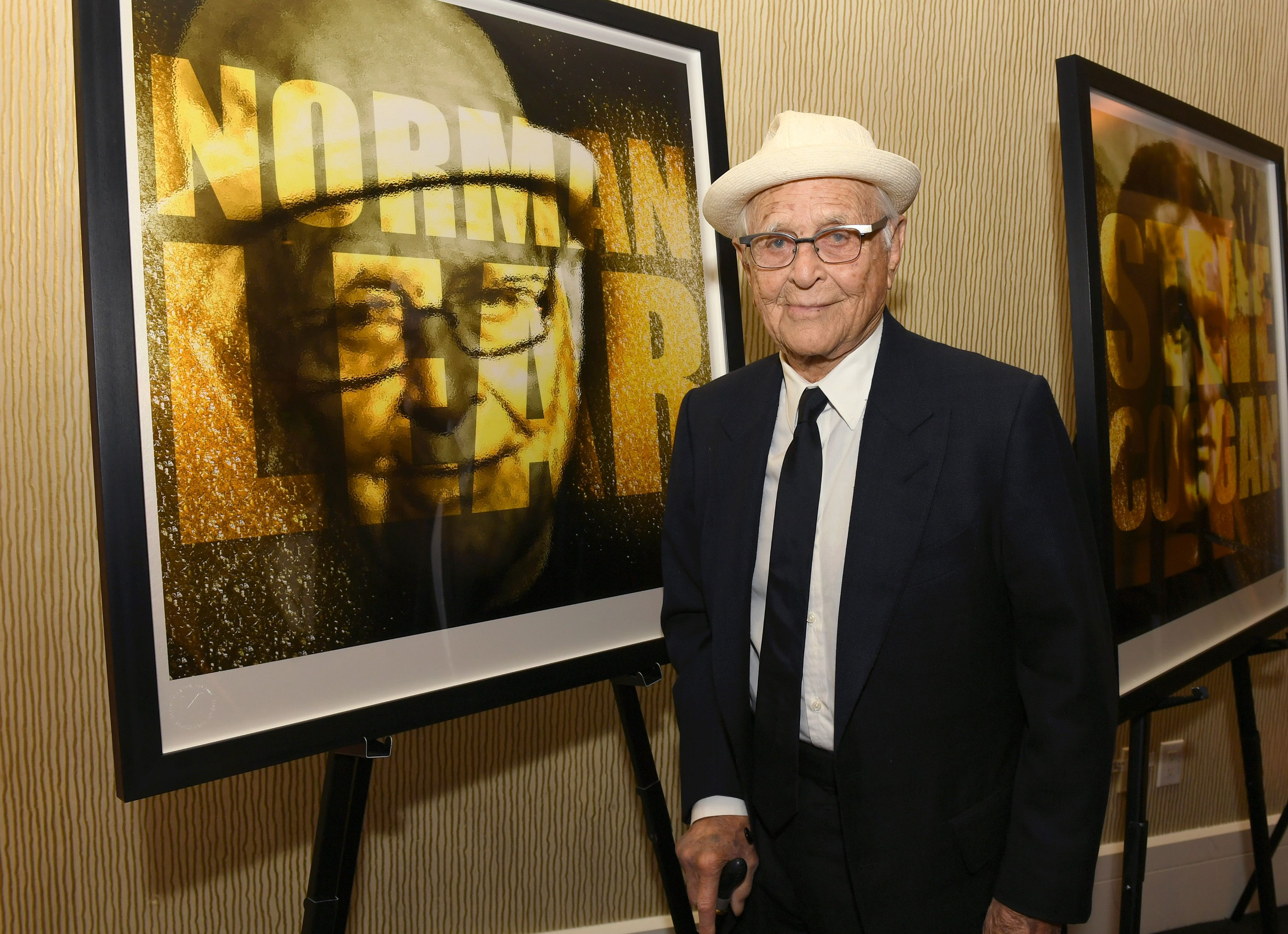 Norman Lear at the 2019 British Academy Britannia Awards presented by American Airlines and Jaguar Land Rover at The Beverly Hilton Hotel on October 25, 2019 | Photo: Getty Images