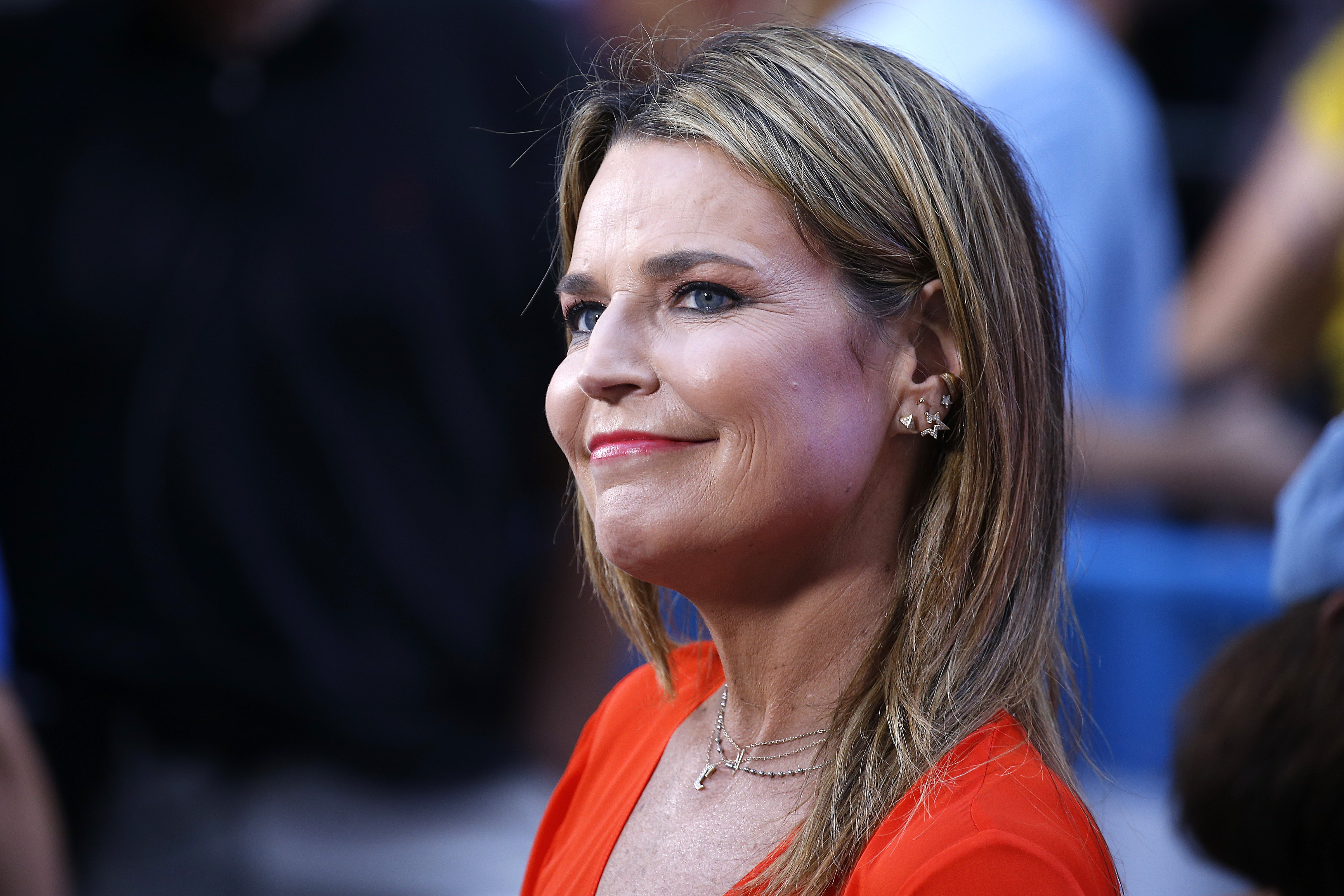 Savannah Guthrie From Today Talks Becoming A Mom In Her 40s