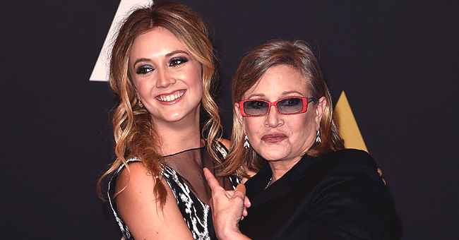 Billie Lourd Honors Late Mom Carrie Fisher on Her Birthday by Singing Tom Petty's 'American Girl' in a Tribute Post