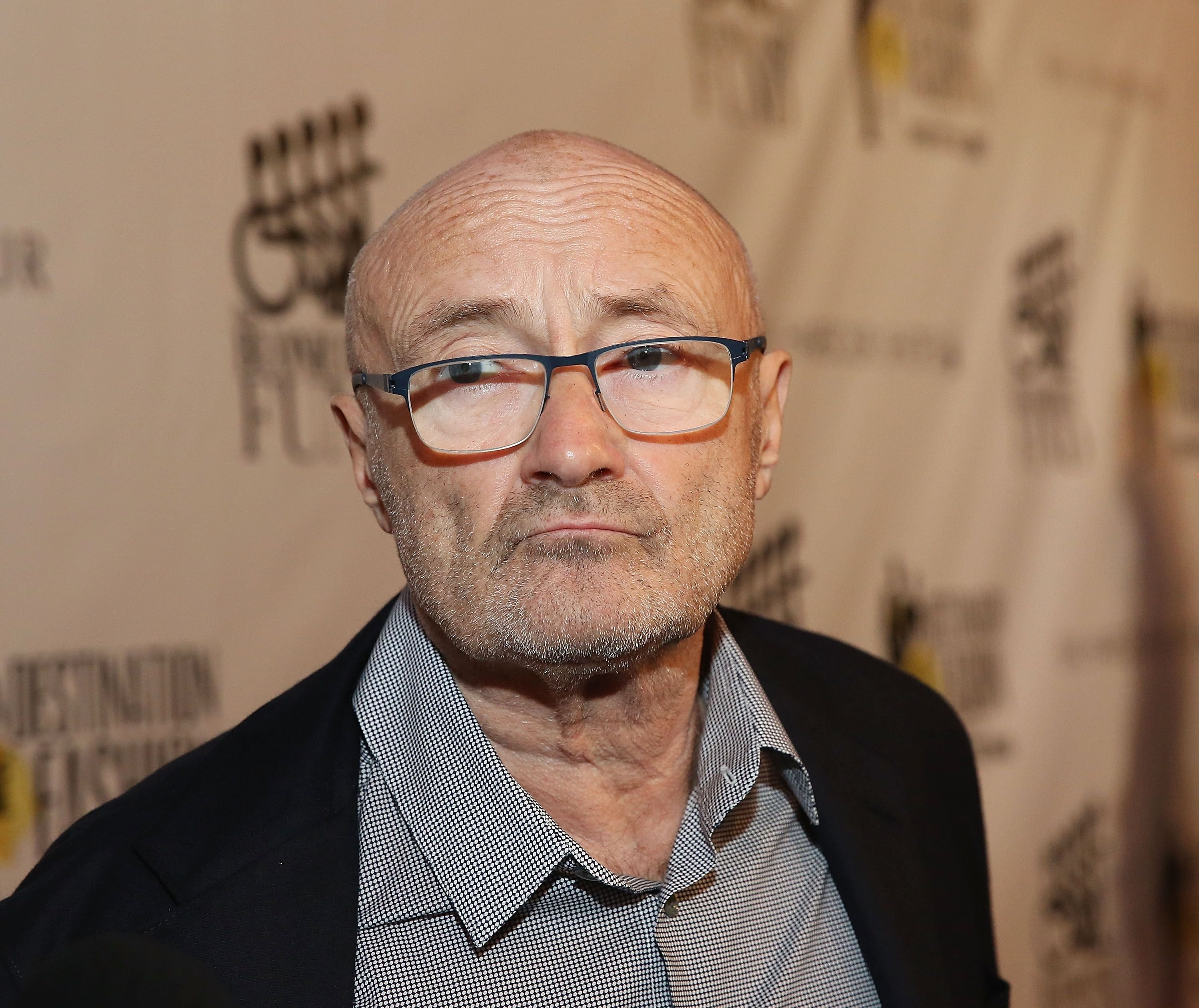 Phil Collins at Destination Fashion 2016 to benefit The Buoniconti Fund to Cure Paralysis, at Bal Harbour Shops in Miami, Florida | Photo: Aaron Davidson/FilmMagic via Getty Images