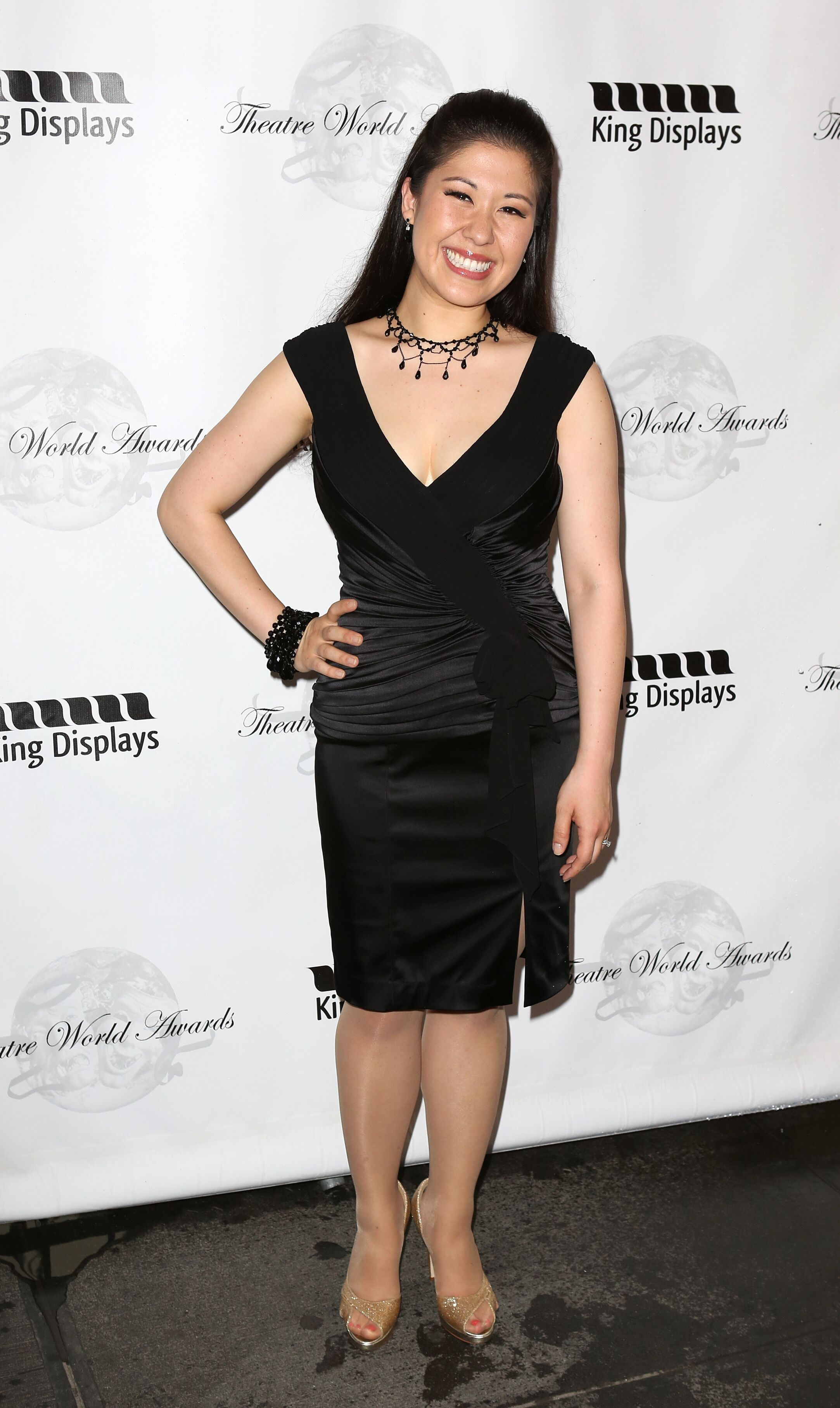 Ruthie Ann Miles at the 69th Annual Theatre World Awards in New York City on June 03, 2013. | Photo: Getty Images