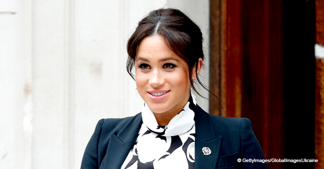 Meghan Markle 'Will Not Pose with Baby on Hospital Steps,' According to the Royal Correspondent