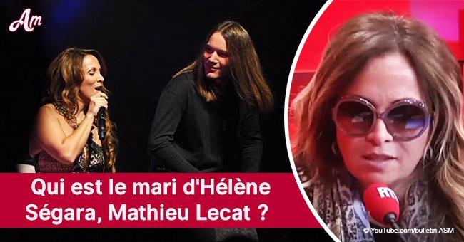 Qui est Mathieu Lecat, le mari d'Hélène Ségara?