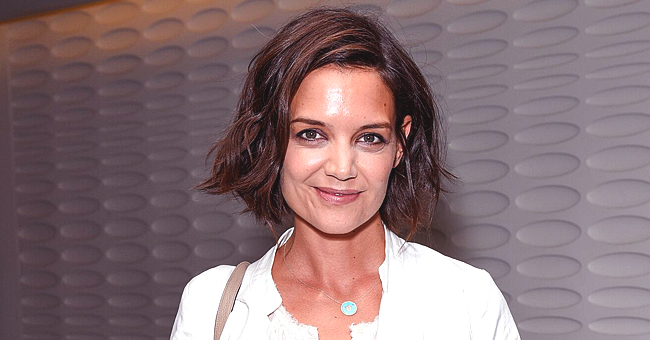 Katie Holmes of 'Dawson's Creek' Opens up about Becoming a Mom to Daughter Suri at 27