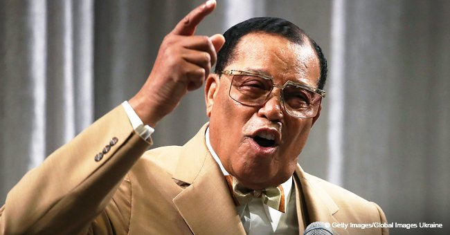 Louis Farrakhan claims 'God wants' separate state for Black Americans in video