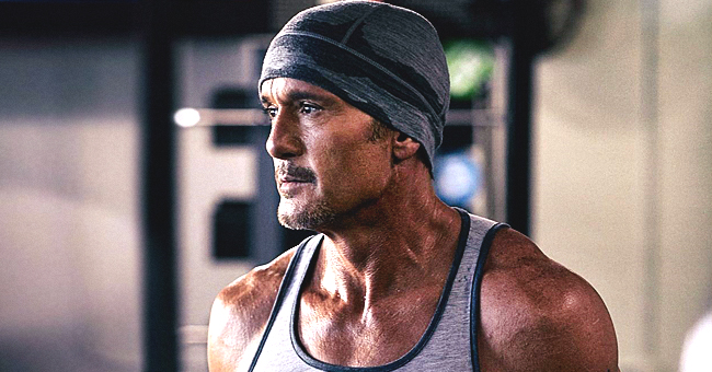 Tim McGraw Shows off His Ripped Physique in Gym Photo and His Followers Are Inspired