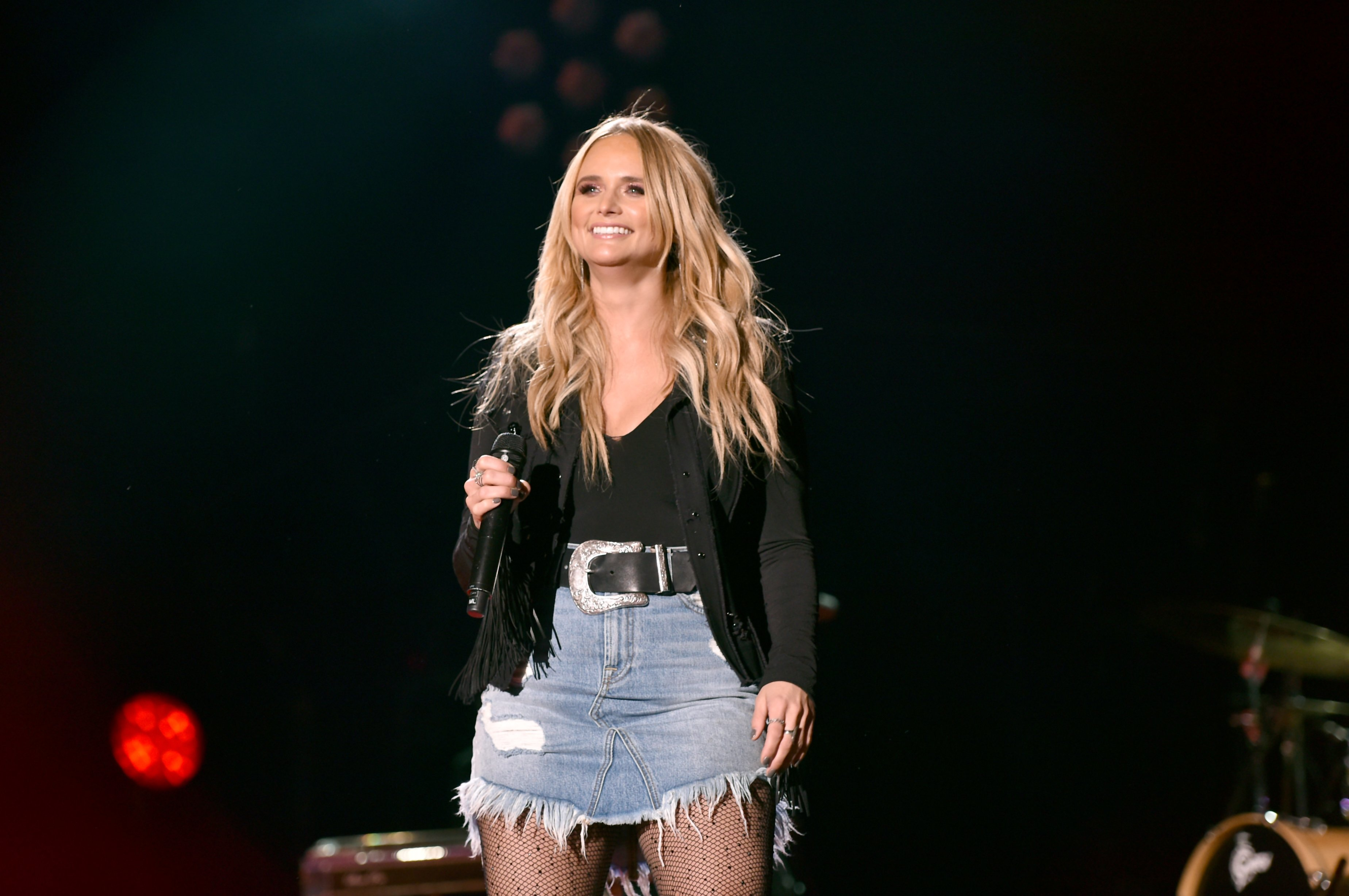 Miranda Lambert performs onstage for day 1 of the 2017 CMA Music Festival on June 8, 2017 in Nashville, Tennessee | Photo: Getty Images