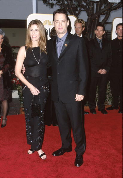 Tom Hanks et Rita Wilson | Photo : Getty Images.