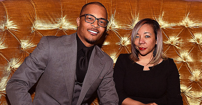 Tiny's Fans Think Baby Girl Heiress Looks like Dad T.I. in Photo with Singer Monica's Daughter