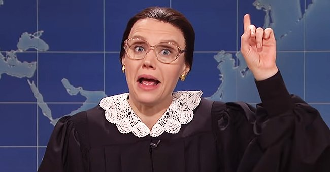 Kate McKinnon Who Played Ruth Bader Ginsburg on 'SNL' Honored Her in a Touching Tribute