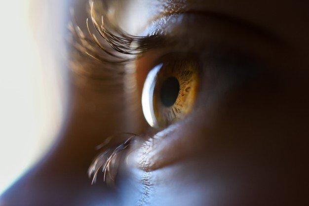 Un ojo.    Imagen: Freepik