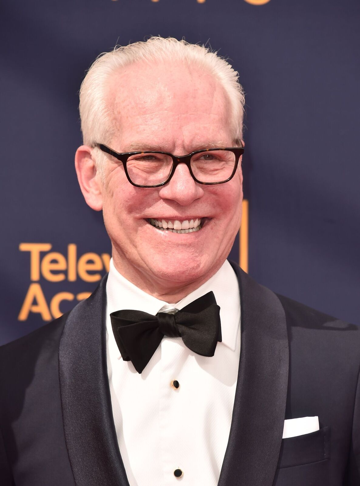 Tim Gunn attends the 2018 Creative Arts Emmys Day 2 in 2018. | Source: Getty Images