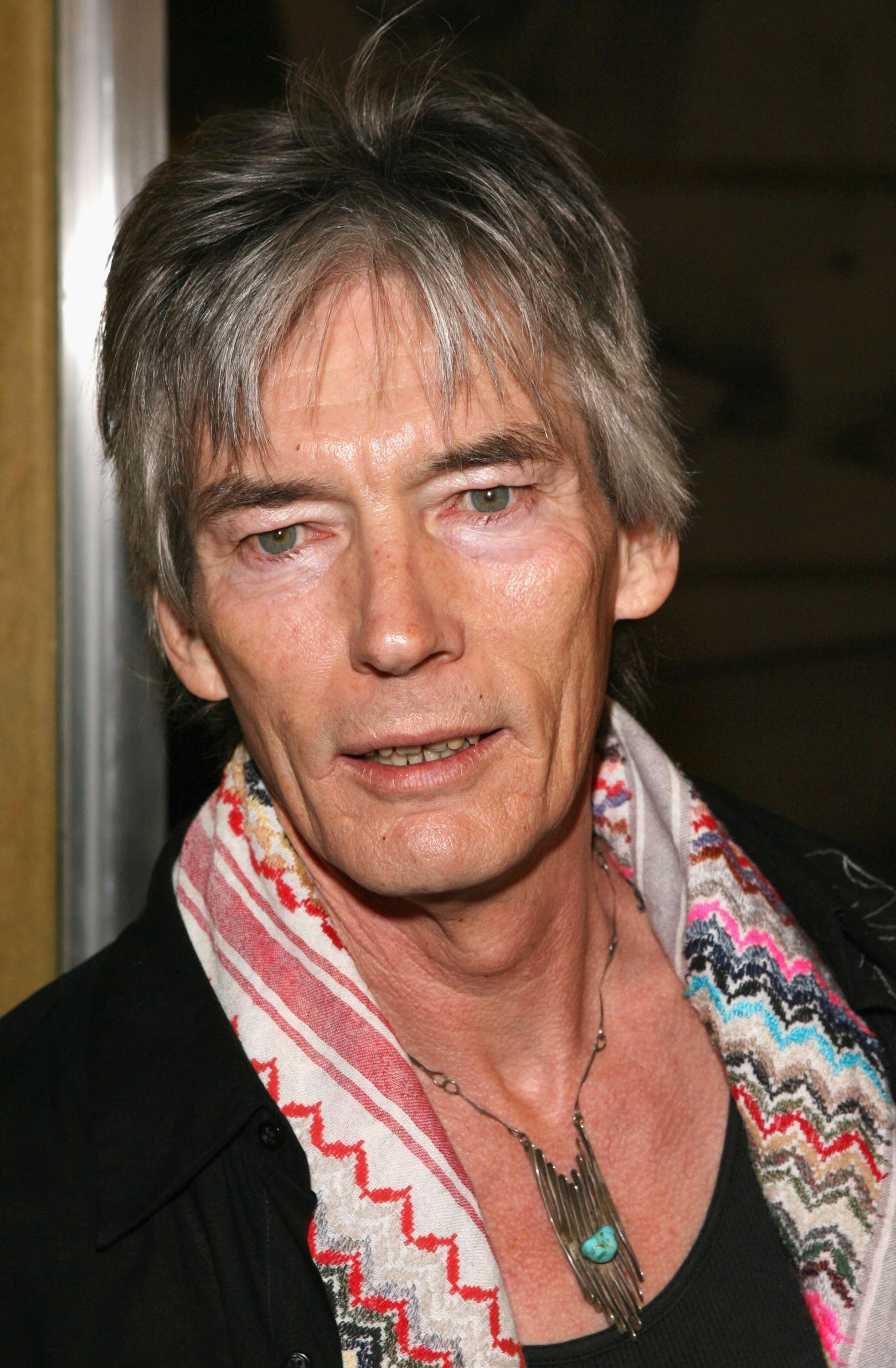 """Actor Billy Drago at the premiere of Fox Searchlight Pictures' """"The Hills Have Eyes"""" in Los Angeles, 2006. Photo: Getty Images/GlobalImagesUkraine"""