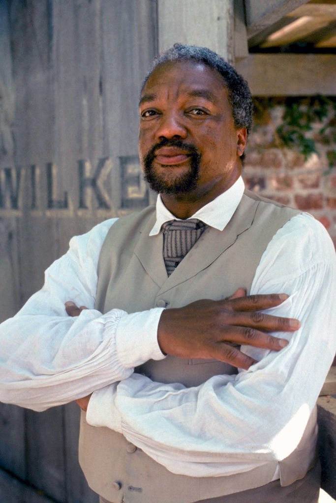 """Paul Winfield as Big Sam in the six hour television mini-series, """"Scarlett""""   Photo: Getty Images"""
