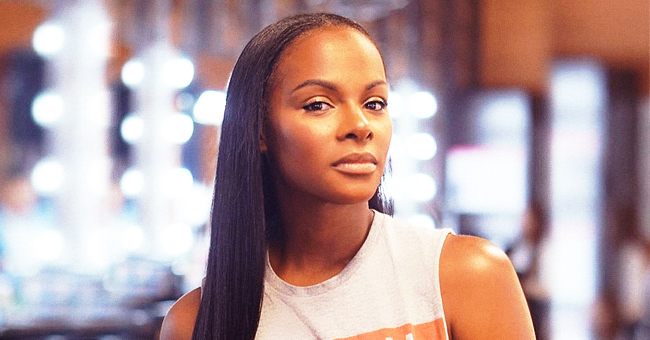 'Mixed-Ish' Star Tika Sumpter Posts New Photo of Daughter She Shares with Fiancé Nick James