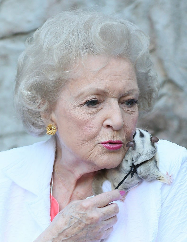 Betty White attends the Greater Los Angeles Zoo Association's (GLAZA) 45th Annual Beastly Ball  | Getty Images