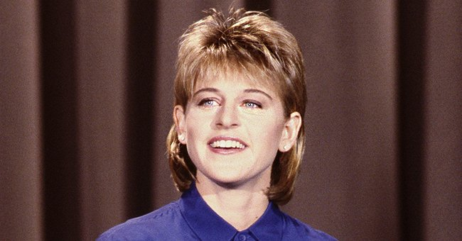 5 Ellen DeGeneres Archive Photos from over 30 Years Ago — How She Looked Like