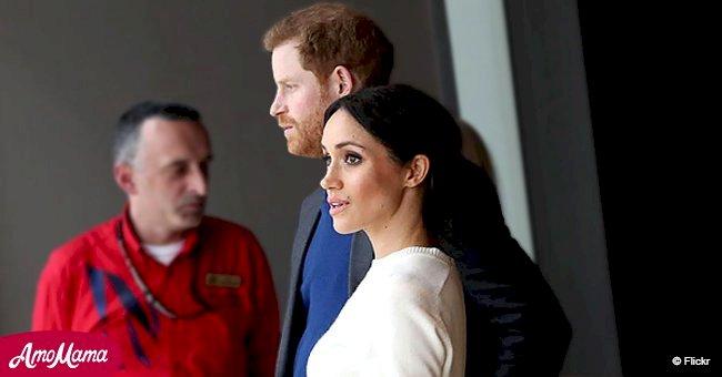 Prinz Harry und Meghan Markle erscheinen jetzt seltener vor dem Publikum wegen des möglichen Attentats