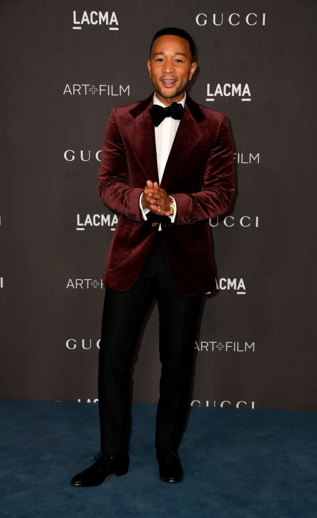 John Legend attends the 2019 LACMA Art + Film Gala Presented By Gucci at LACMA | Photo: Getty Images