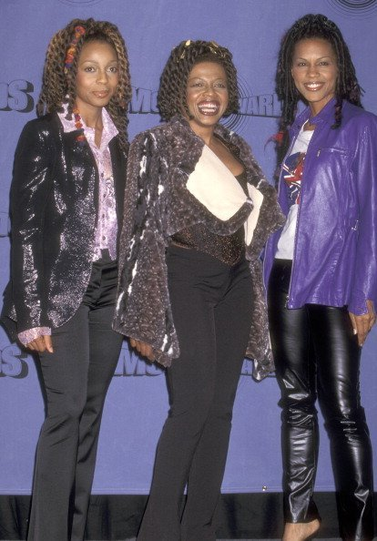 Terry Ellis, Maxine Jones and Cindy Herron attend the Sixth Annual MTV Movie Awards | Photo: Getty Images