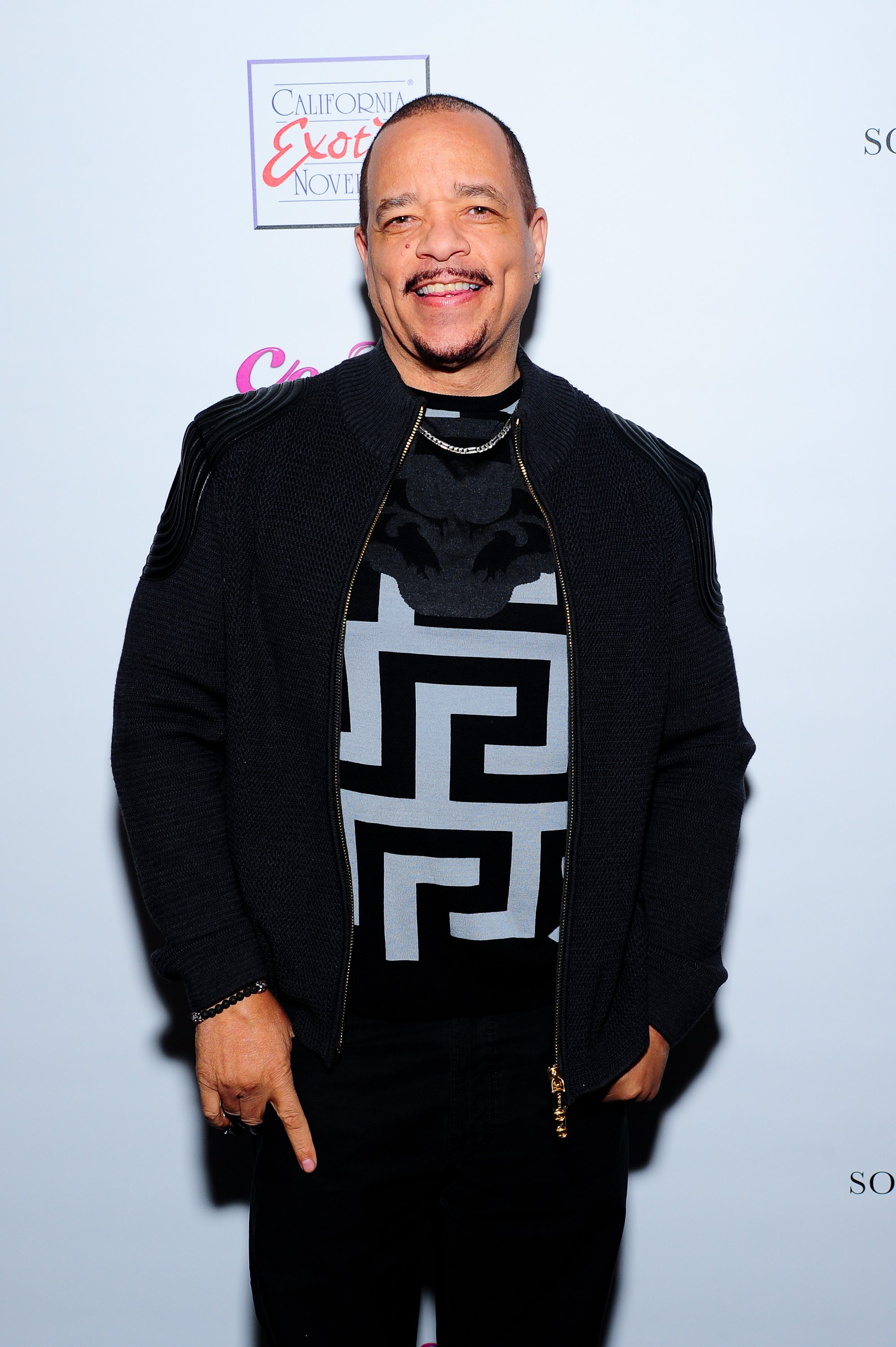 """Ice-T attends the """"Coco Licious"""" Collection Launch at The Raven on March 25, 2014, in New York City. 