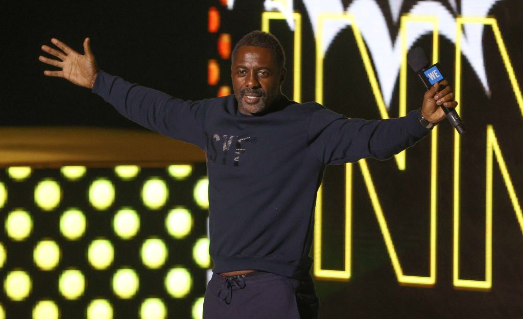Idris Elba attends WE Day UK 2020 at The SSE Arena, Wembley| Photo: Getty Images