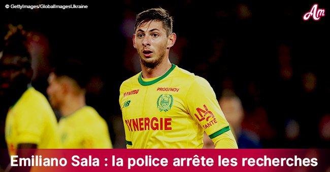 """""""Nous avons pris la décision"""": la police arrête les recherches d'Emiliano Sala, la déclaration est dévoilée"""