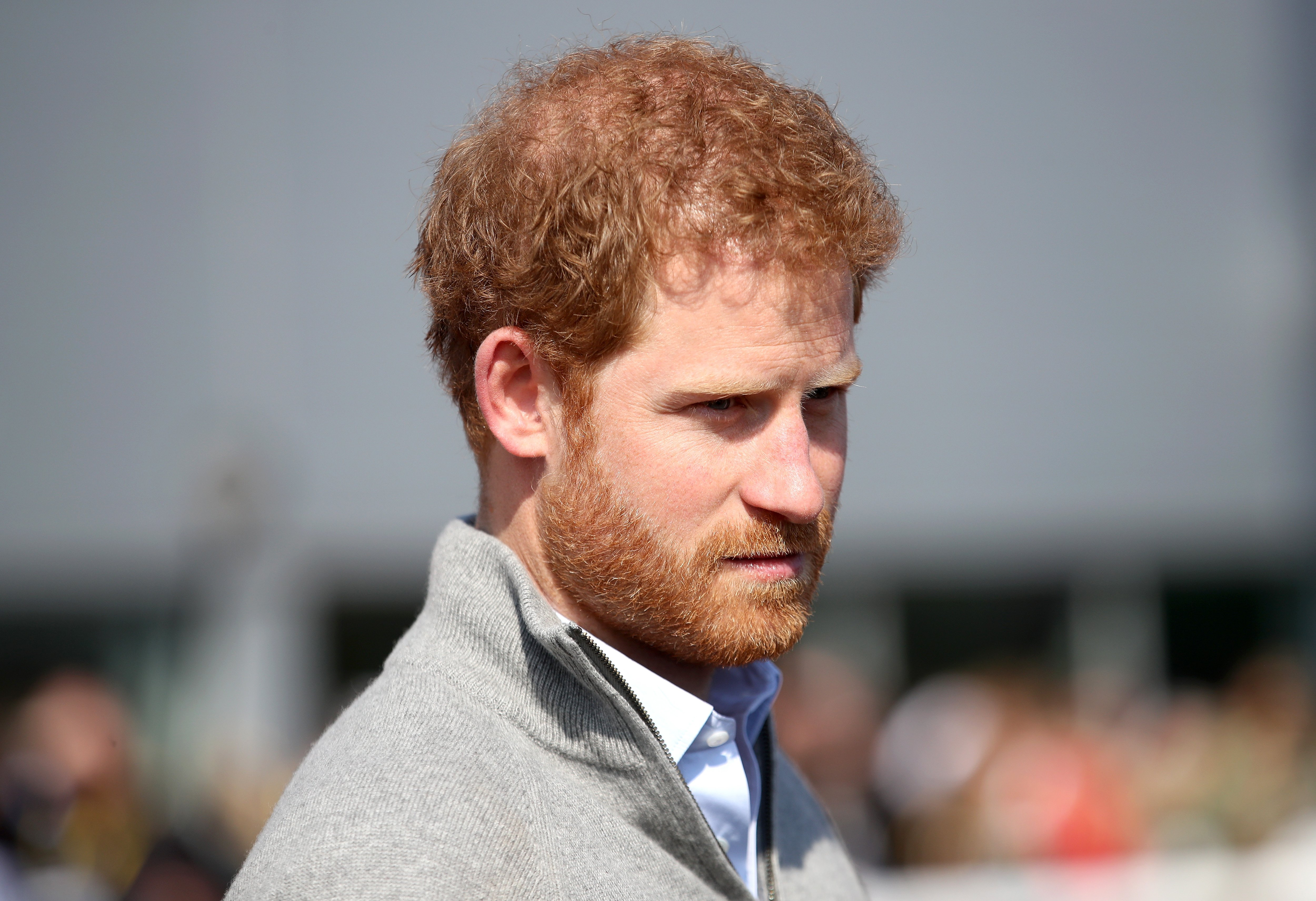 Prince Harry attends the UK team trials for the Invictus Games Toronto 2017 held at the University of Bath on April 7, 2017 | Photo: GettyImages