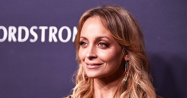 Nicole Richie pictured at the 2017 Baby2Baby Gala at 3LABS, Culver City, California. | Photo: Getty Images