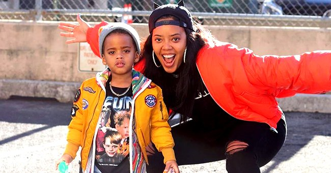 Rev Run's Daughter Angela Simmons Shares Adorable Video of Her Son Sutton Scolding Her over Her Messy Closet