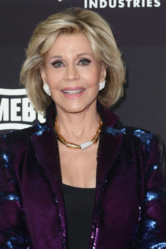 Jane Fonda attends the 2019 Lo Maximo Awards at The JW Marriot at L.A. Live | Photo: Getty Images