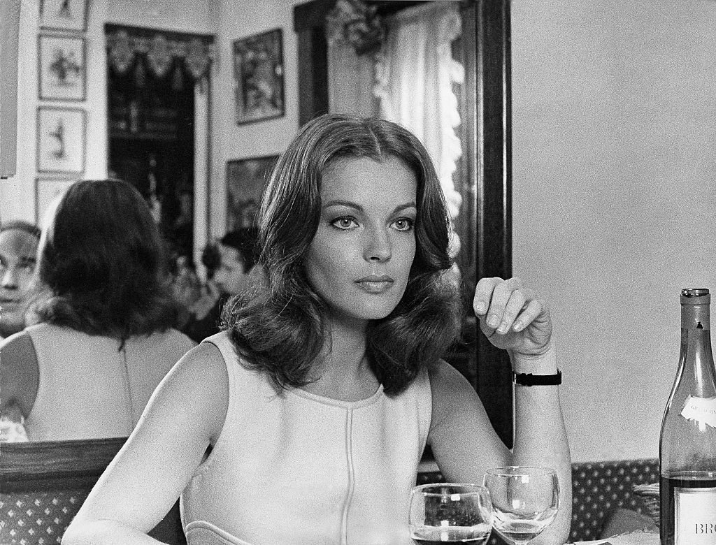 L'actrice Romy Schneider   Photo : Getty Images