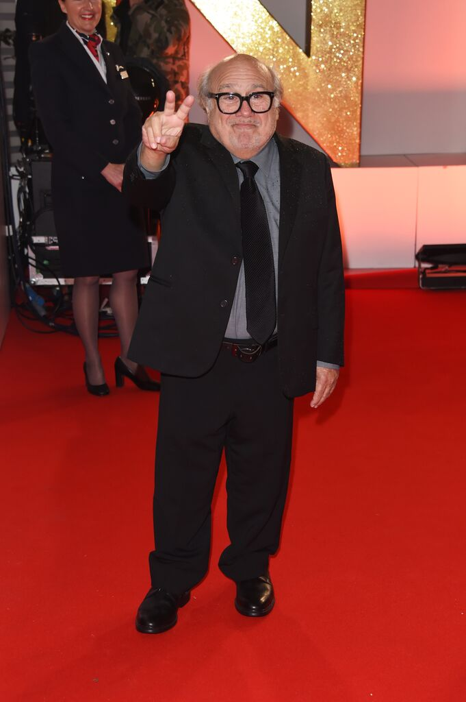 Danny DeVito attends the National Television Awards held at The O2 Arena on January 22, 2019 in London, England. | Source: Getty Images