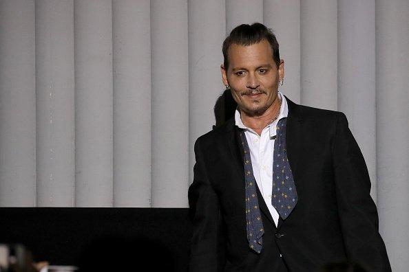 Johnny Depp, Zürich, Schweiz, Oktober 2018 | Quelle: Getty Images
