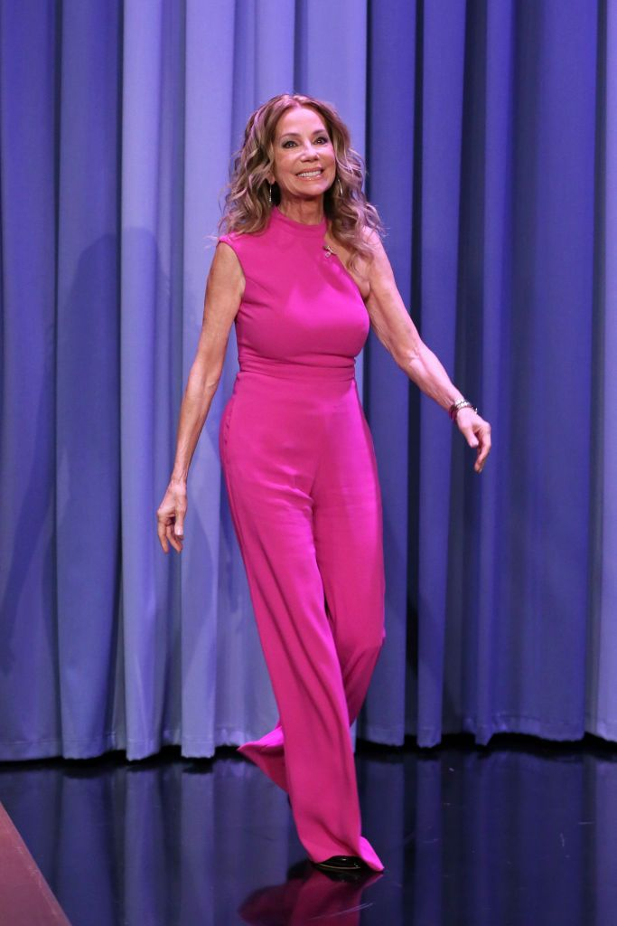 """Kathie Lee Gifford on season 6 of """"The Tonight Show Starring Jimmy Fallon"""" on April 2, 2019 