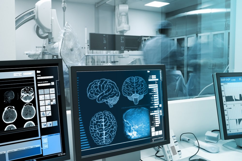 Une salle d'examen dans un hôpital. l Source: Shutterstock