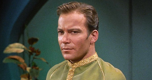 """William Shatner pictured as James T. Kirk in """"Star Trek: The Original Series,"""" 1967. 