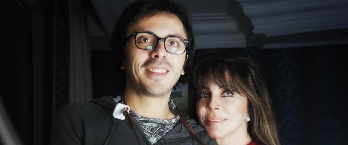 Conoce a Michel, el medio hermano de Cristian Castro