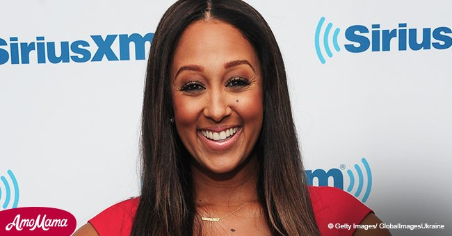 Tamera Mowry shares a sweet photo with her kids, revealing how beautifully her family has grown