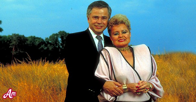 A picture of Jim Bakker and his wife Tammy Faye Messner | Photo: Getty Images
