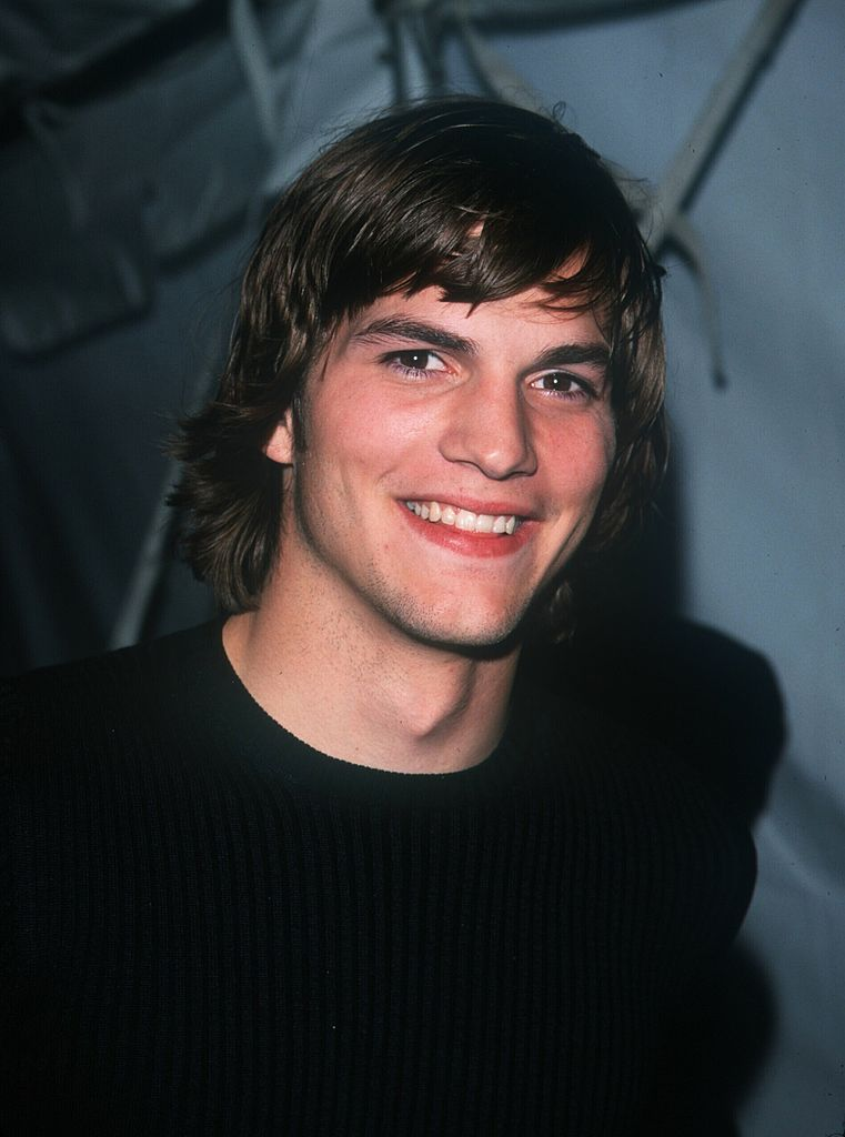 Ashton Kutcher at FOX TV presentation of their Fall 2000 line-up in New York City May, 2000 | Photo: GettyImages