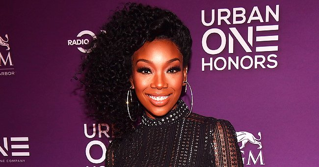 Brandy Norwood Says She Is Tough about Her Daughter Sy'Rai's Dating Life