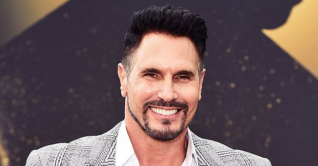 Don Diamont from Y&R Shared Photos from Valentine's Dinner with His Wife Cindy