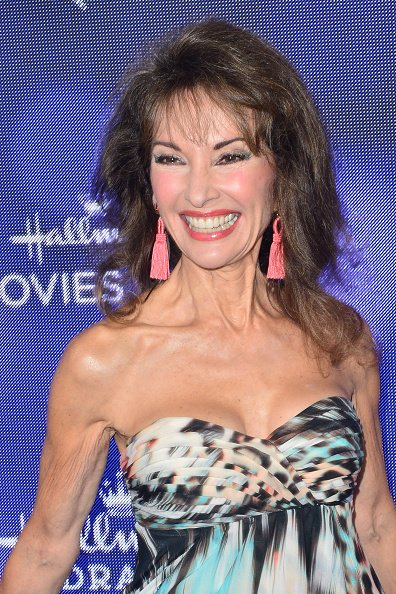 Susan Lucci at Private Residence on July 26, 2019 in Beverly Hills, California. | Photo: Getty Images