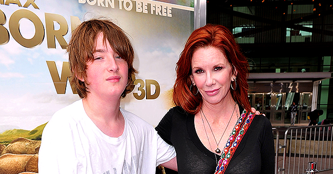 Melissa Gilbert's Younger Son Michael Boxleitner Is All Grown Up