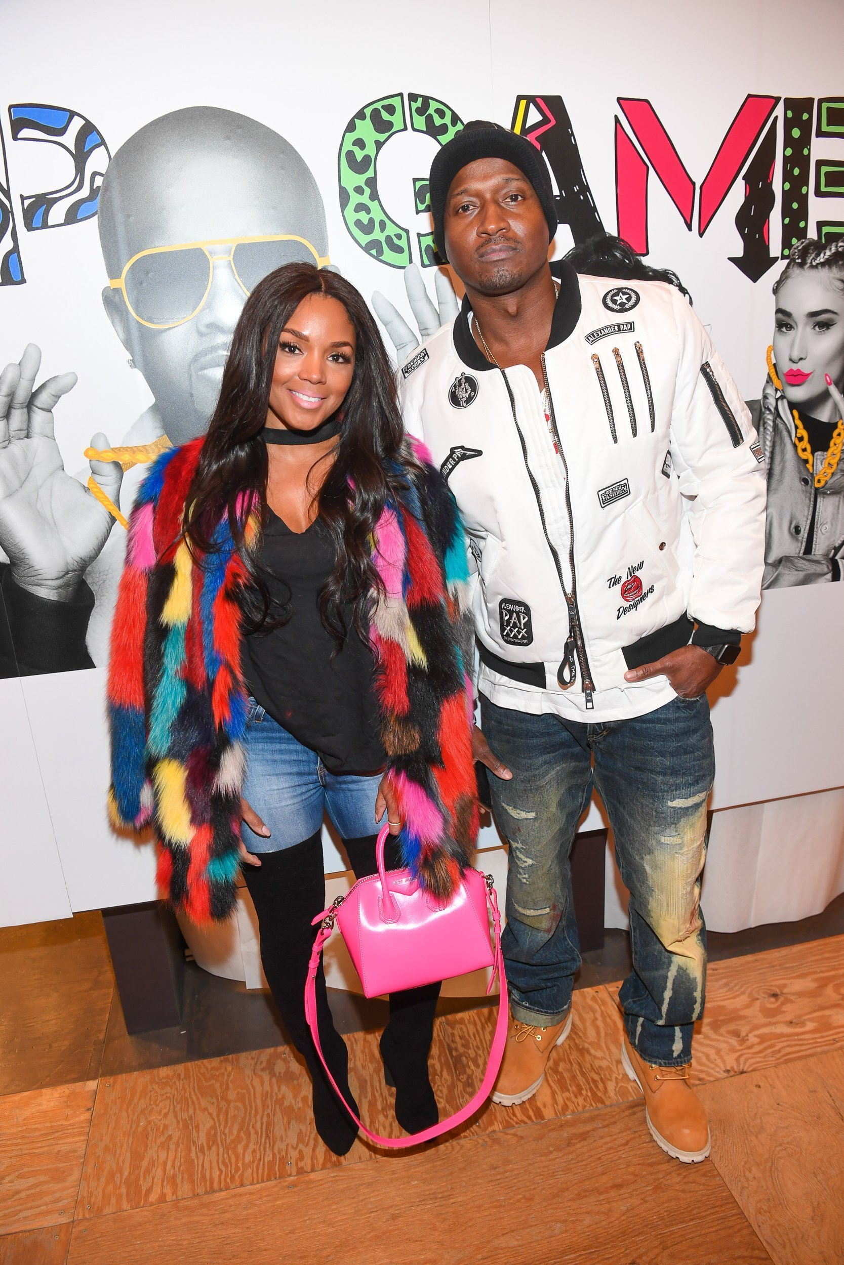 "Rasheeda & Kirk Frost at Lifetime Presents, ""Rap Game"" Season 3 Premiere Event on Jan. 7, 2017 in Georgia 